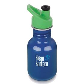 Klean Kanteen Kid Kanteen 12oz Sport Cap (354 ml) sky diver